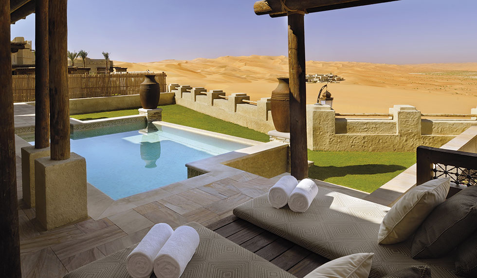 Desert Island Resort And Spa Abu Dhabi Uae