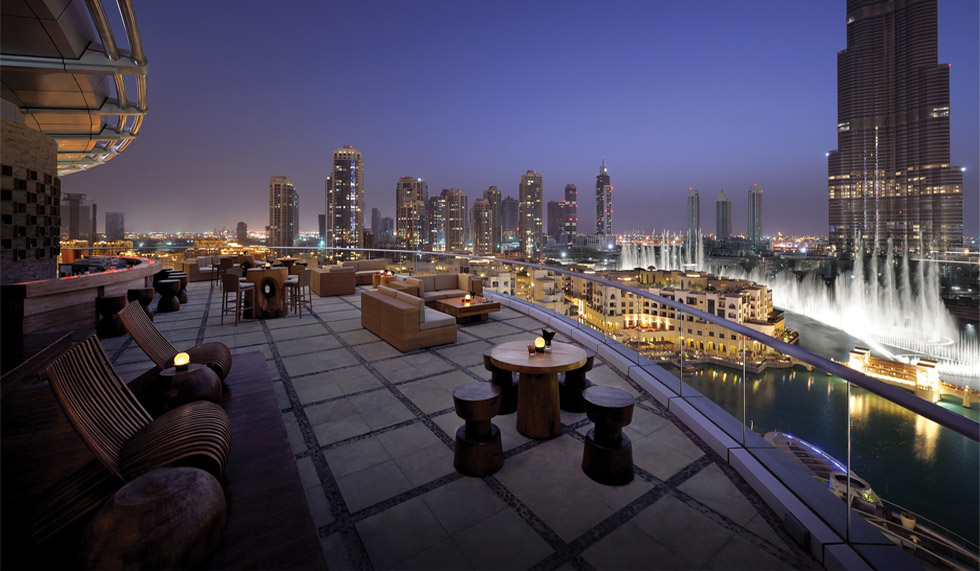 The address downtown dubai worldwide escapes for Best hotels dubai downtown